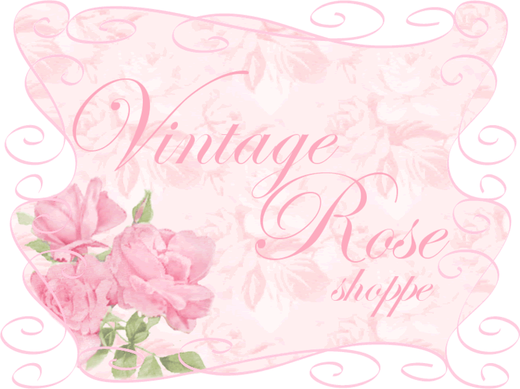 Welcome to Vintage Rose Shoppe